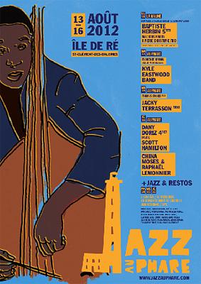 Photo : La Rochelle - Île de Ré : festival de jazz au Phare des Baleines du lundi 13 au jeudi 16 août 2012
