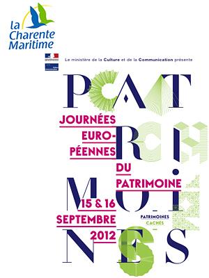 Photo : Journées du Patrimoine 2012 avec le département de la Charente-Maritime 14-15 septembre
