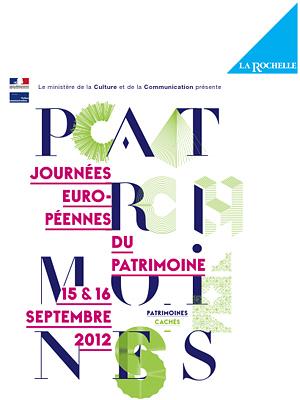 Photo : La Ville La Rochelle à l'heure des journées du Patrimoine 2012, samedi 14 et dimanche 16 septembre