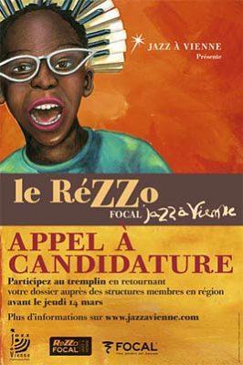 Photo : La Rochelle - Poitou-Charentes : appel à candidature, tremplin RéZZo Focal Jazz à Vienne 2013