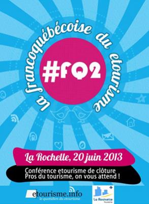 Photo : La Rochelle : rencontres Franco-québécoises etourisme,  journée professionnelle, jeudi 20 juin 2013