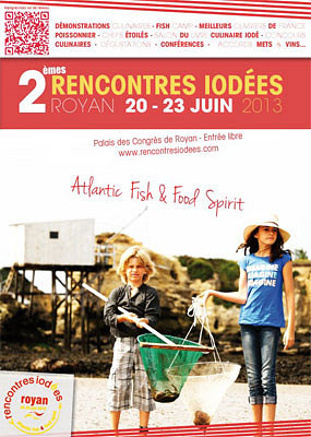 Photo : Charente-Maritime : Rencontres Iodées, festival gastronomique à Royan jusqu'au dimanche 23 juin 2013