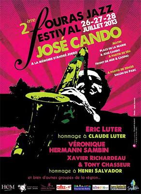 Photo : Charente-Maritime - Fouras : 2e Festival de jazz José Cando les 26, 27 et 28 juillet 2013