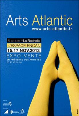 Photo : La Rochelle : 8e biennale Arts Atlantic à La Rochelle du 15 au 17 novembre 2013