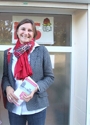 Photo : Anne-Laure Jaumouillié - Primaire PS 2013
