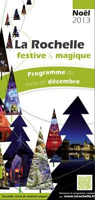 Photo : Noël 2013 à la Rochelle
