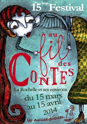 Photo : Agglo de La Rochelle : 15e festival au Fil des Contes