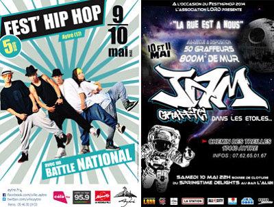 Photo : La Rochelle Agglo : 5e Fest Hip Hop à Aytré, samedi 9 et dimanche 10 mai 2014