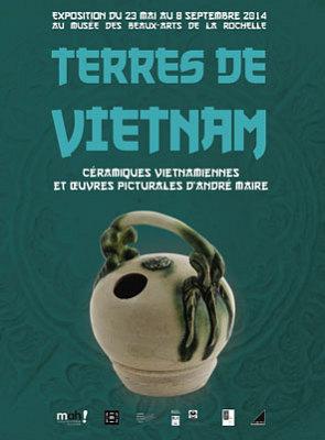 Photo : La Rochelle : Terres de Vietnam au musée des Beaux-Arts, prolongation jusqu'au 4 octobre 2014