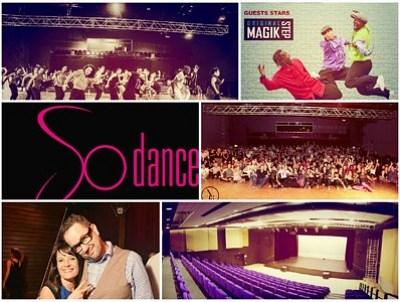 Photo : La Rochelle Agglo : So Dance à Saint-Xandre, stages et soirées les 13, 14 et 15 novembre 2015