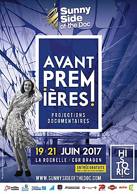 Photo : La Rochelle : films documentaires en avant-première au Sunny Side les 19, 20 et 21 juin 2017