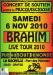 Photo : La Rochelle : concert reggae contre la mucoviscidose, samedi 6 nov. 2010 ( cliquez pour agrandir cette image )