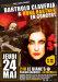 Photo : La Rochelle concert : Rona Hartner et Bartholo Claveria, Diane's Casino Barrière, jeudi 24 mai 2012 ( cliquez pour agrandir cette image )