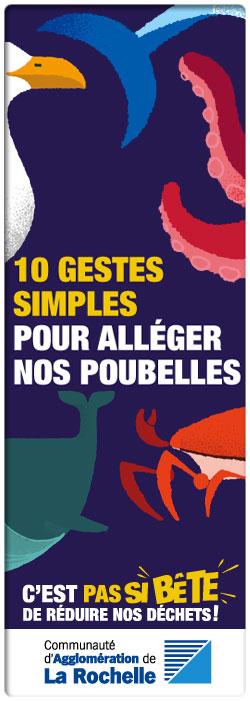 10 gestes simples pour all�ger nos poubelles...