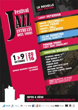 Festival Jazz entre les deux tours : du 1er au 9 octobre 2016 ...