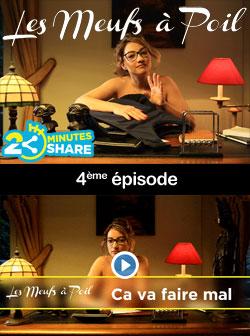 2 minutes 2 share : Les Meufs � poil, � voir et revoir...