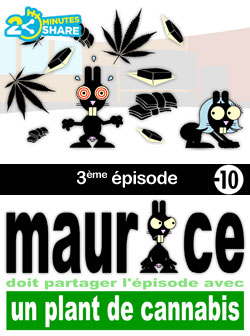 2 minutes 2 share : Maurice, � voir et revoir...