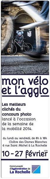 Mon v�lo et l'Agglo - exposition photos...