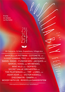 Festival Roscella Bay : Le Gabut, La Rochelle, Expositions et Performances les 23, 24 et 27 septembre 2016 ...